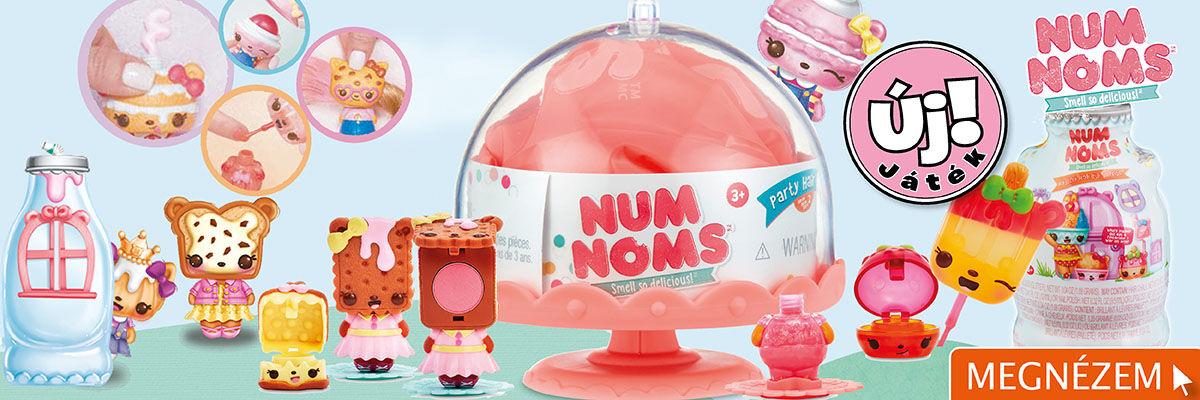 Num Noms cukiságok