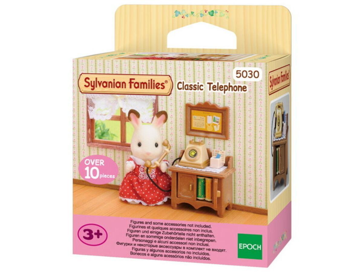 5d266f5cdc3d Sylvanian Families klasszikus telefon, SLV5030 - 2.290 Ft