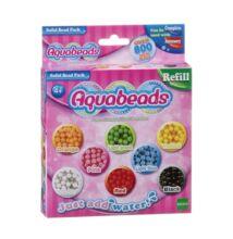 Aqua Beads Utántöltő színes gyöngyök