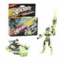 Kombo Force Mini jármű és akciófigura