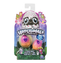 Hatchimals S4 Gyűjthető Tojás fészekkel, 2 db-os