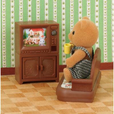 Sylvanian TV szett