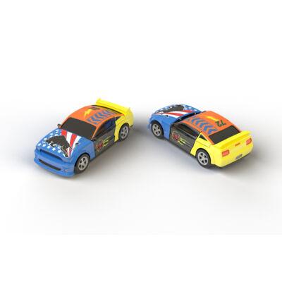 Fast Crash kisautók, többféle