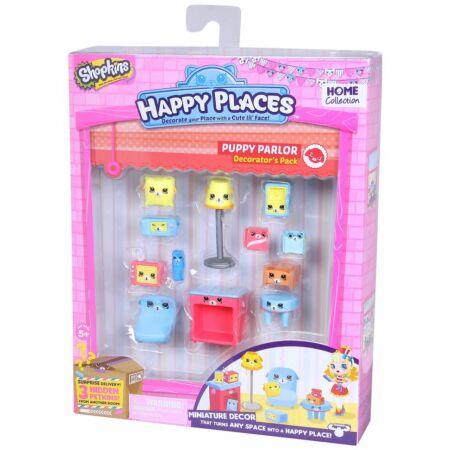 Happy Places Dekoráló szett - Puppy Parlor