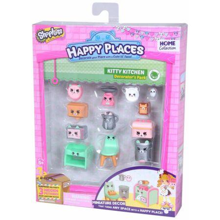Happy Places Dekoráló szett - Kitty Kitchen