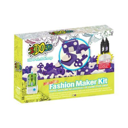 IDO3D - 3D Print Shop sablon 2 tintapatronnal - Metallic Fashion Maker