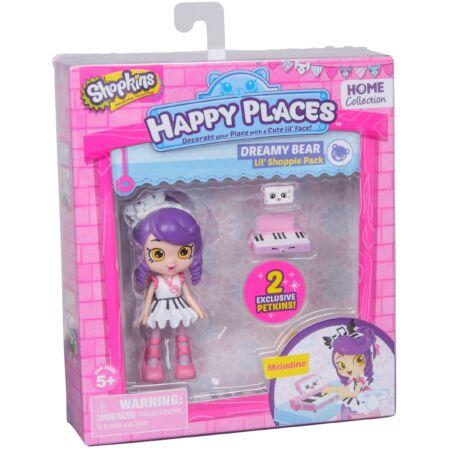 Happy Places játékbaba kiegészítőkkel - Melodine
