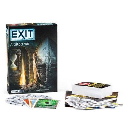 EXIT 5. - Tiltott vár társasjáték