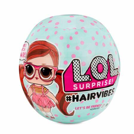 LOL Surprise Hairvibes - hajas babák