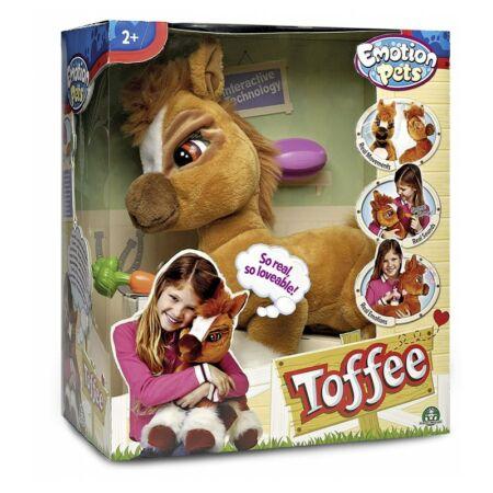 Toffee interaktív póni
