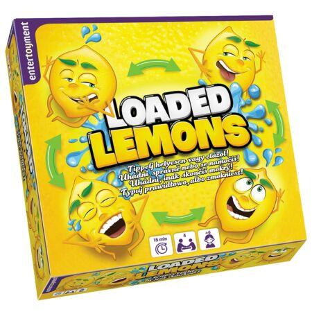 Loaded lemons társasjáték