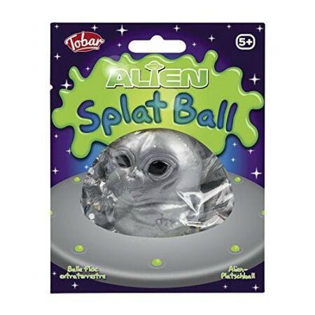 Alien Splat Ball, puha slime labda, többféle