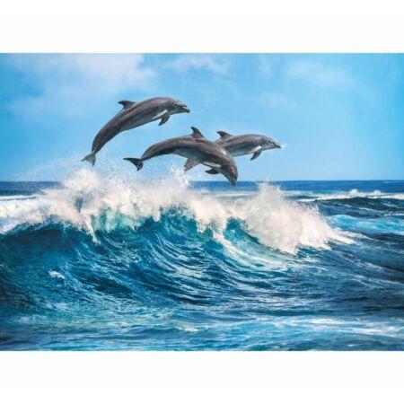 Delfinek 500 db-os puzzle - Clementoni