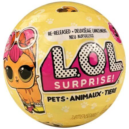 LOL Surprise Pets - gyűjthető meglepetés kisállatok