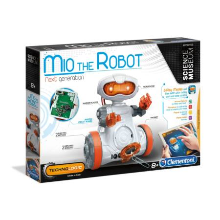 MIO a programozható robot - Next Generation, Clementoni