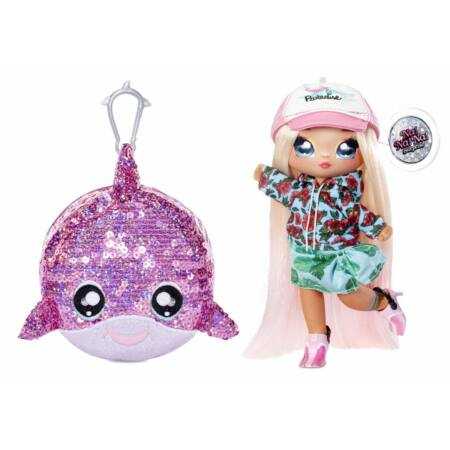 Na! Na! Na! Surprise Sparkle S1 - Krysta Splash (delfin)