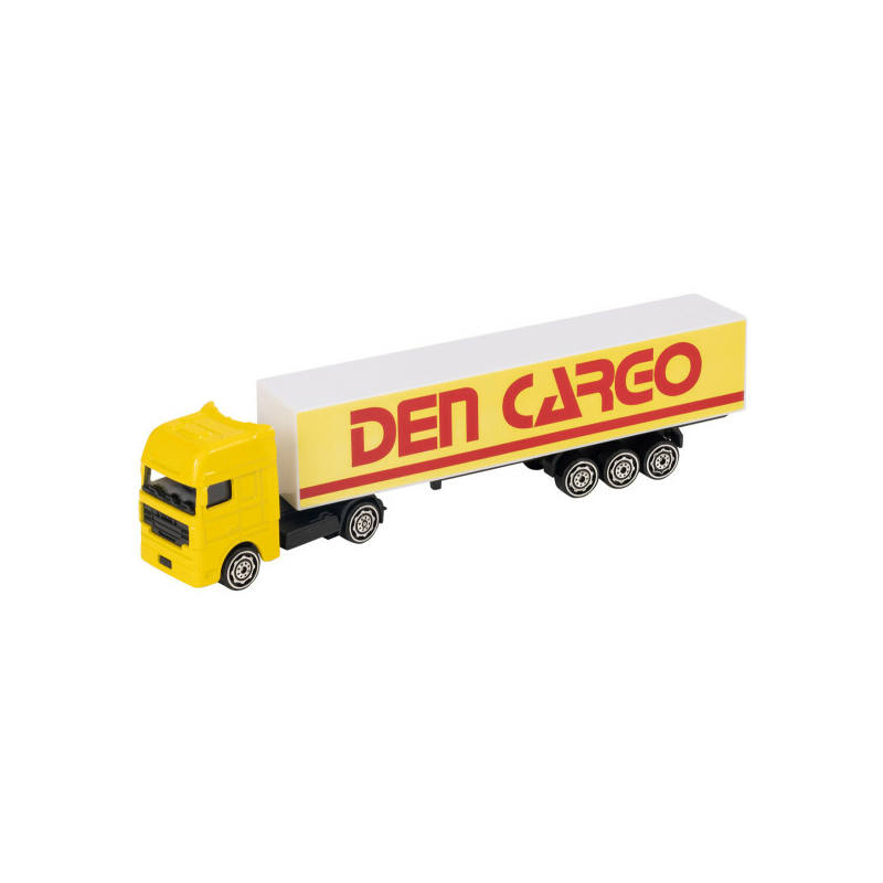 Den Cargo nyerges kamion (Teamsterz Container Truck)