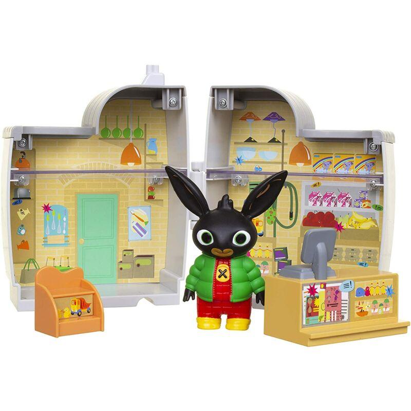 Bing Mini Ház játszószett, Pola boltja