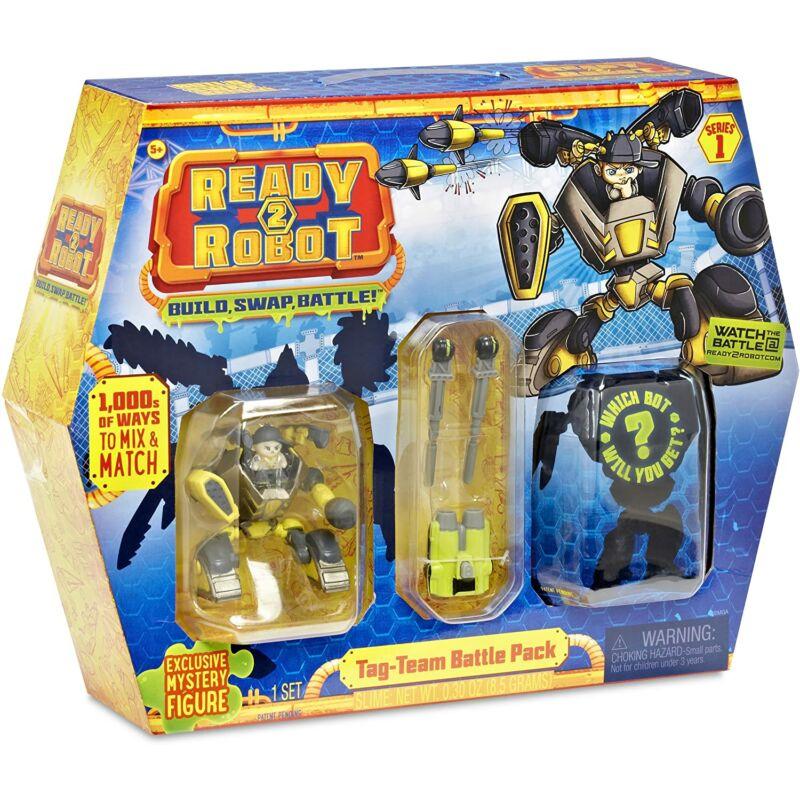 Ready2Robot - Harci szett
