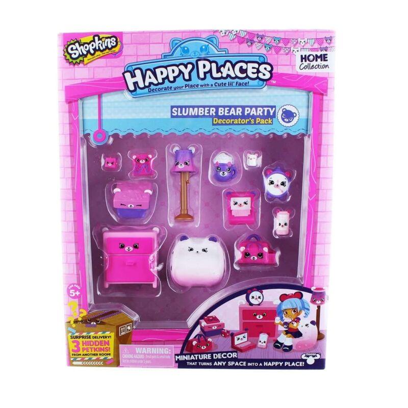 Happy Places Dekoráló szett S2 - Slumber Bear Party