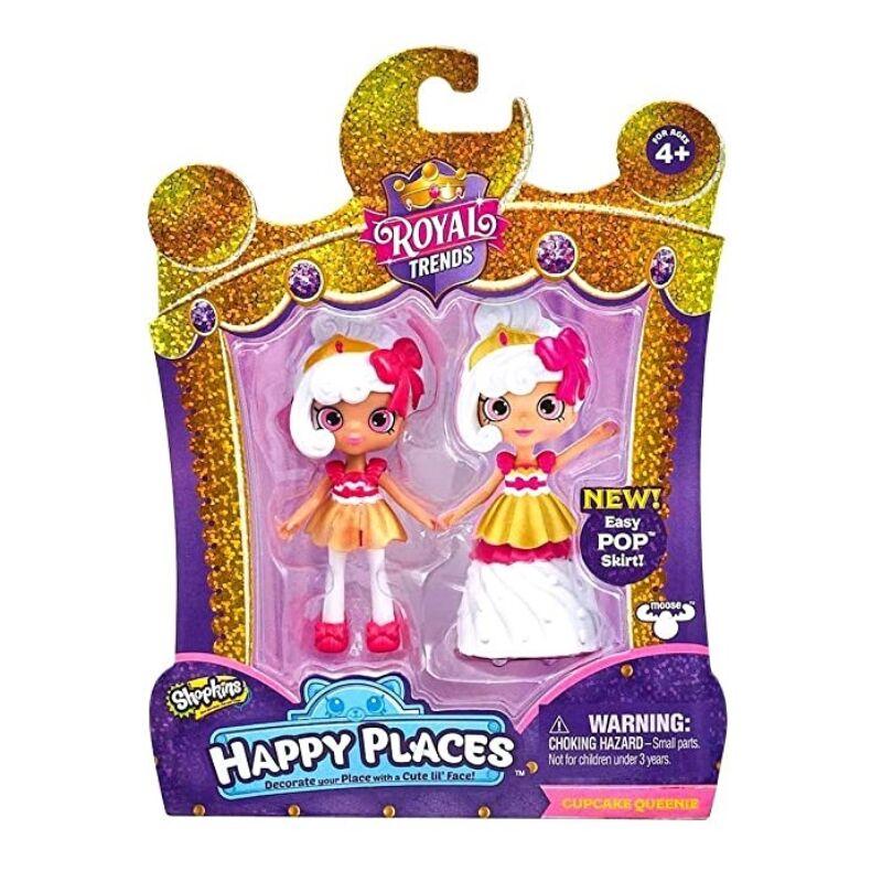 Happy Places királyi figura szett - Cupcake Queenie