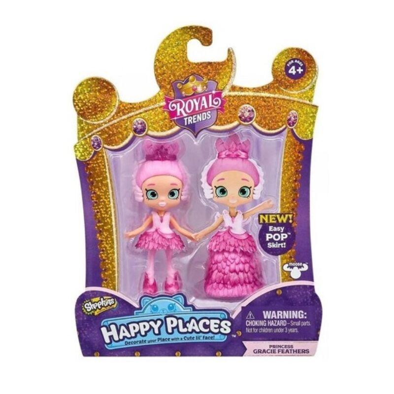Happy Places királyi figura szett - Gracie Feathers