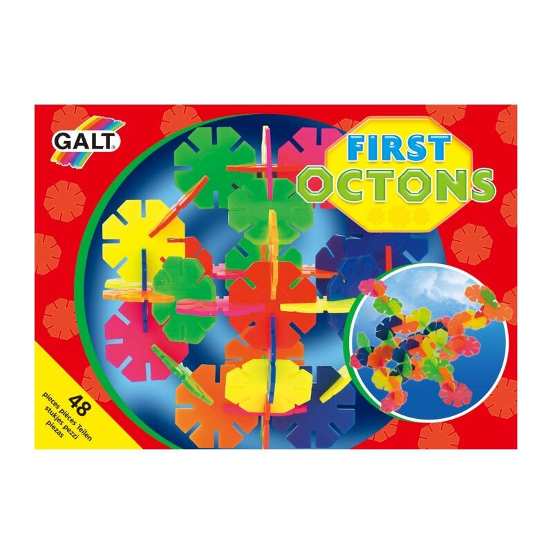 Galt Kreatív 8-szög építőjáték