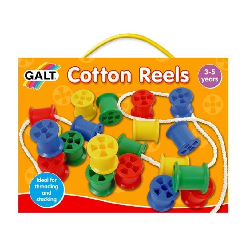 Galt Pamuthenger fűző - Cotton Reels