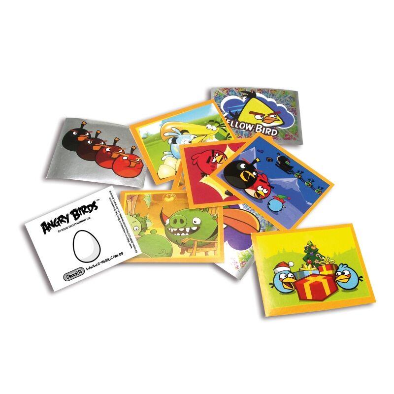 Angry Birds matricák 10 db/csomag