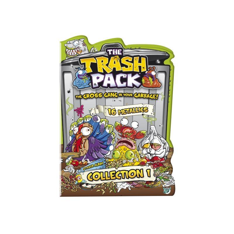 Trash pack matrica album