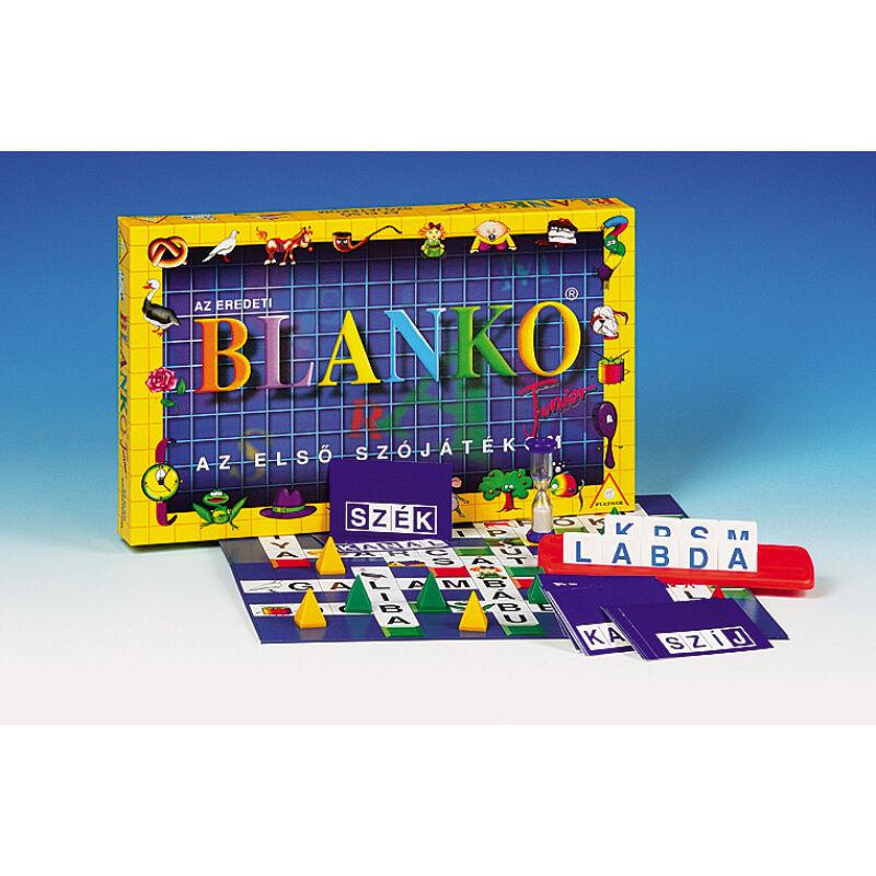 Blanko társasjáték - Junior