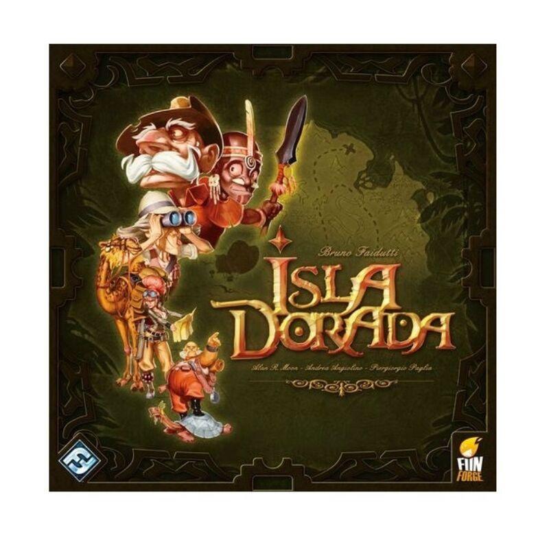 Isla Dorada társasjáték