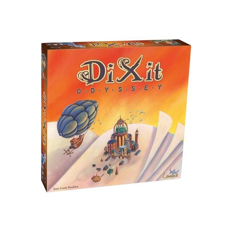 Dixit társasjáték - Odyssey - magyar kiadás