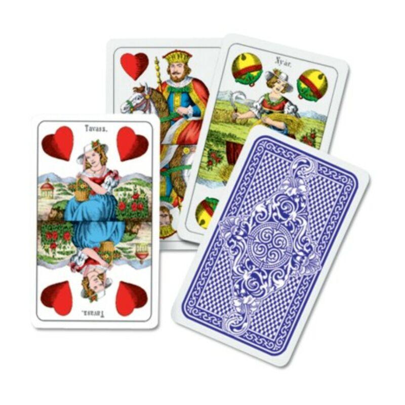 Magyar kártya, kis méretű