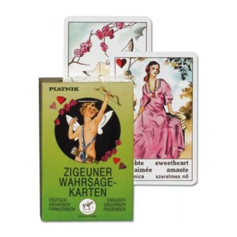 Cigány kártya - jóskártya