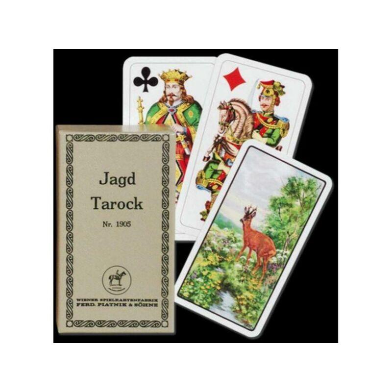 Vadász tarock kártya