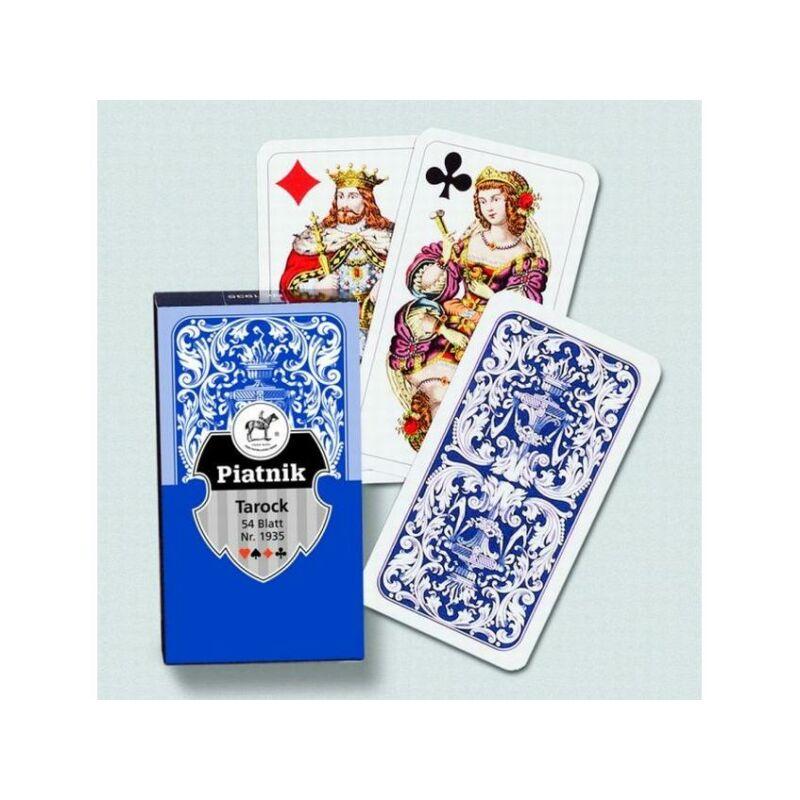 Ornament Tarock kártya