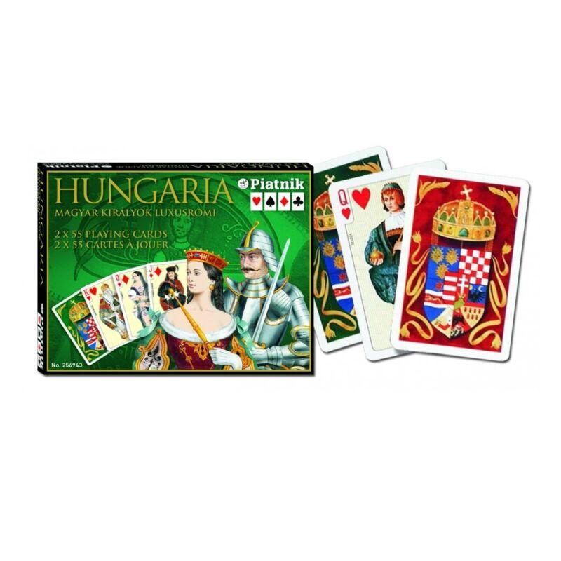 Luxus römi magyar királyok