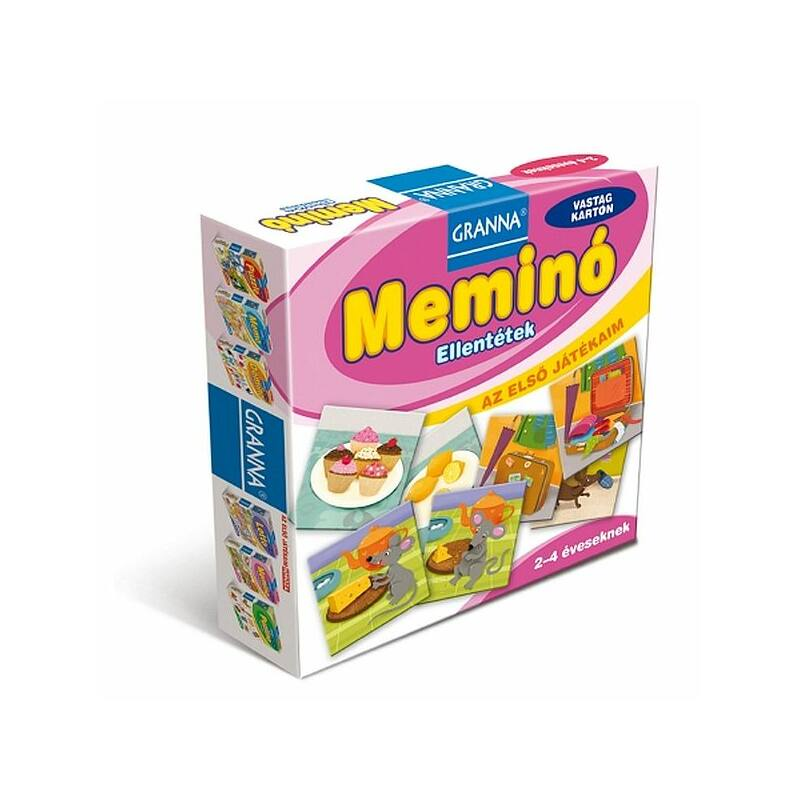 Granna - Memino - Ellentétek