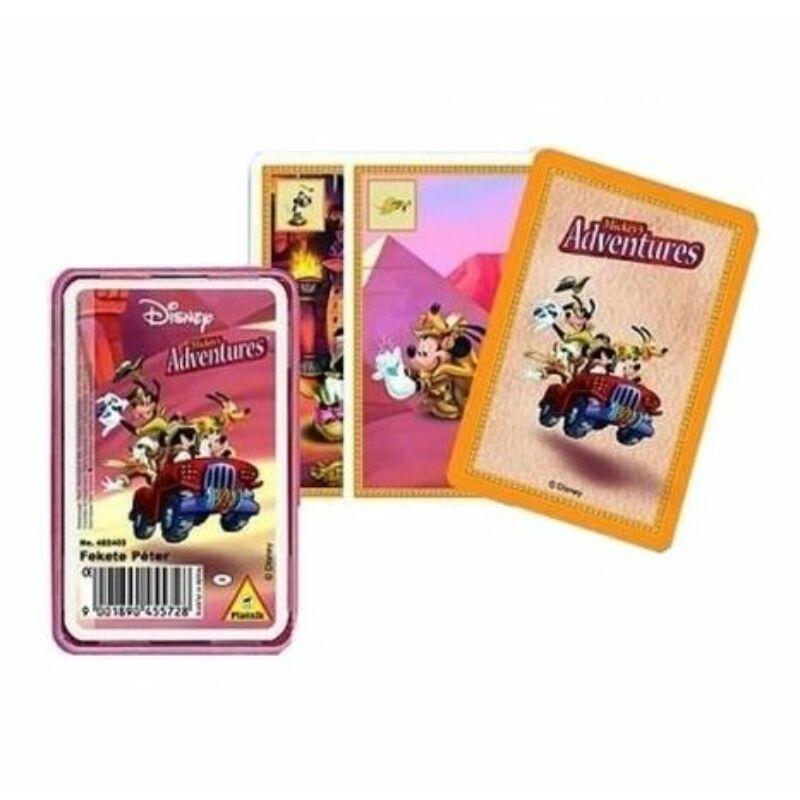 Fekete Péter kártya, Mickey Mouse