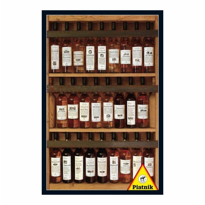 Whisky 1000 db-os puzzle - Piatnik