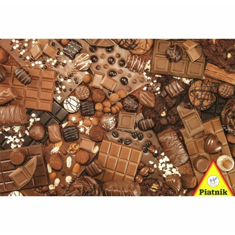 Csokoládé 1000 db-os puzzle - Piatnik