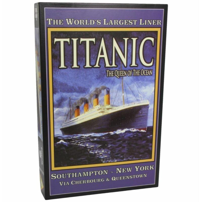 Titanic 1000 db-os puzzle - Piatnik