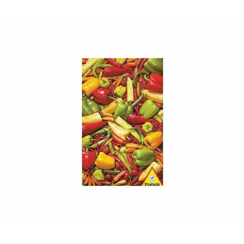 Paprika 1000 db-os puzzle - Piatnik