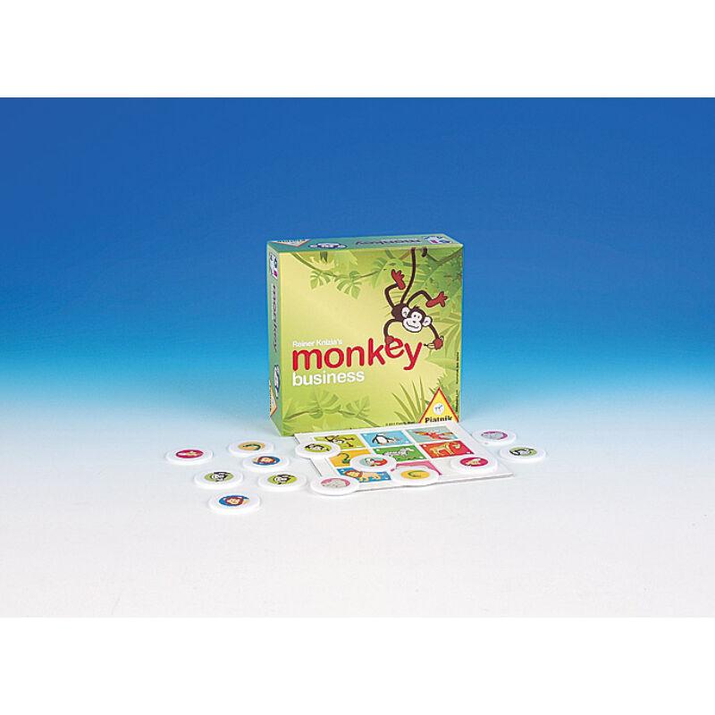 Monkey Business társasjáték