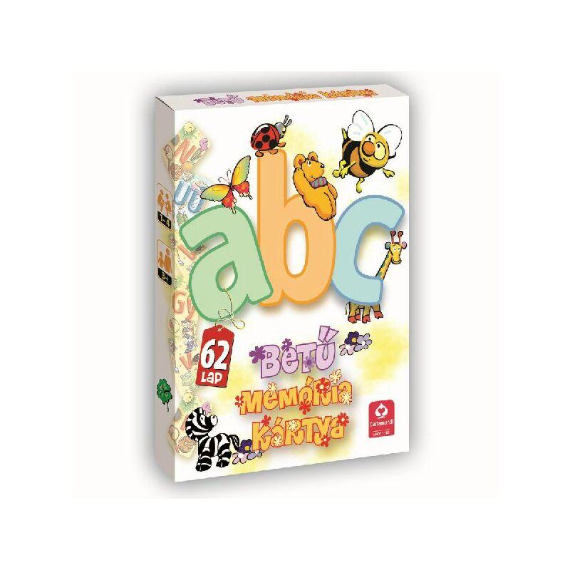 ABC memória kártya - Új design