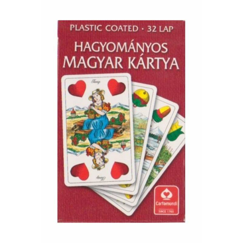 Magyar kártya hagyományos, limitált