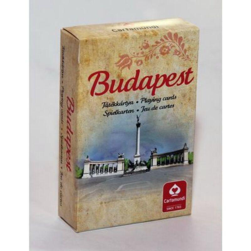 Magyarország vagy Budapest römi kártya