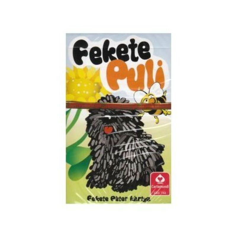 Fekete Puli Fekete Péter kártya