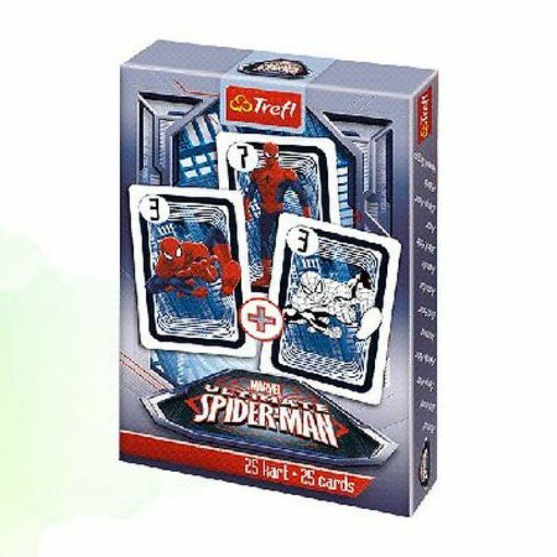 Fekete Péter kártya - Pókember